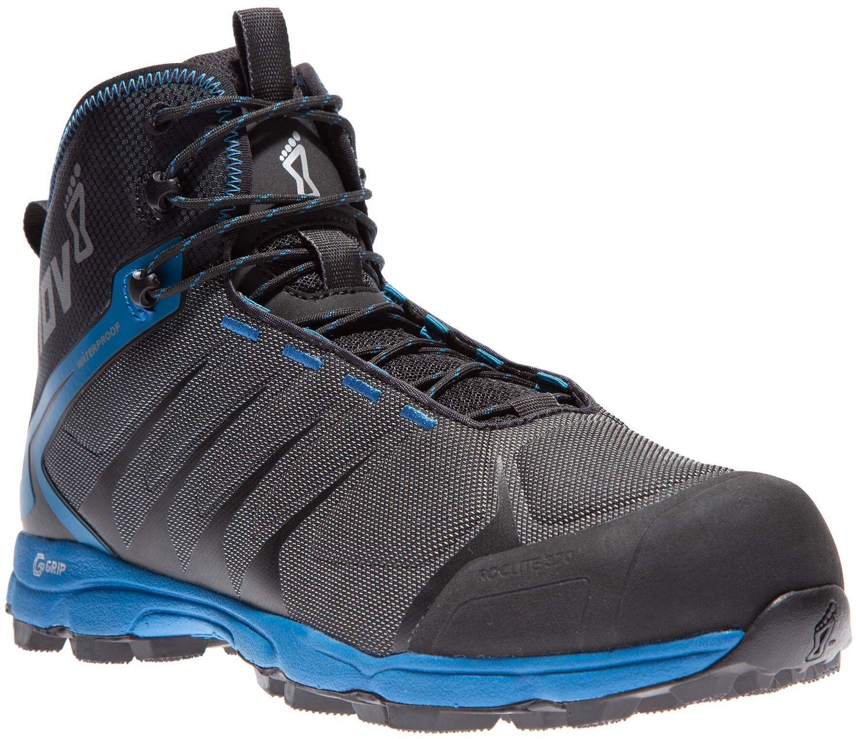 promo code 5594d 70953 inov-8 Roclite 370 Shoes Men black/blue
